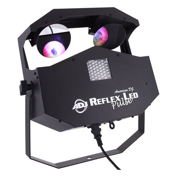 ADJ reflex-pulse led