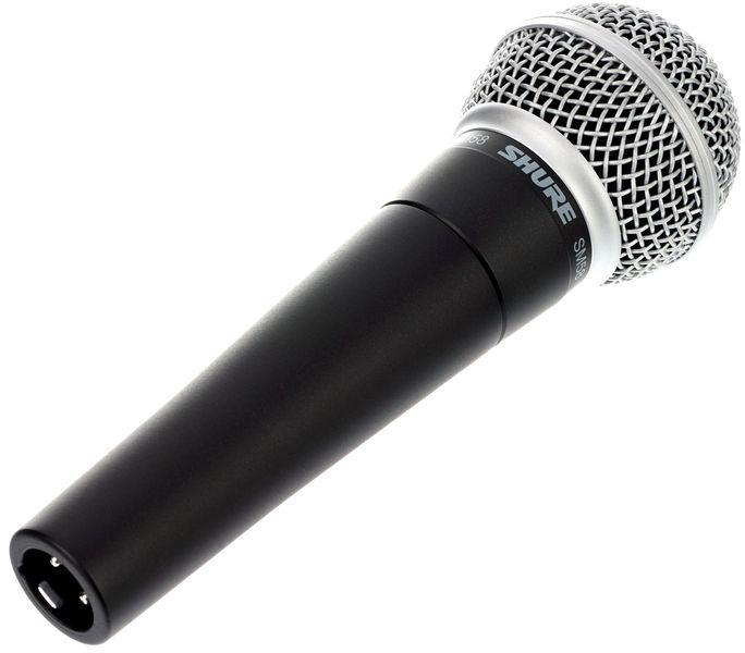 Micro chant Shure SM58