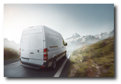 Transport, montage, démontage pour une prestation sonorisation avec technicien et matériel.
