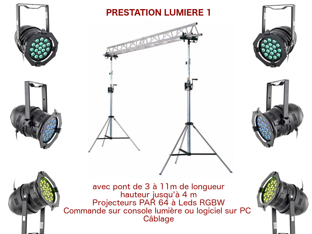 Permalink to:Prestation Eclairage 1