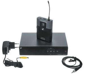 micro cravate sans fil numérique UHF