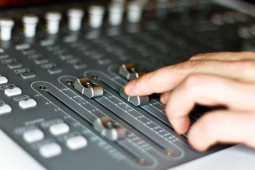 technicien son, sonorisateur